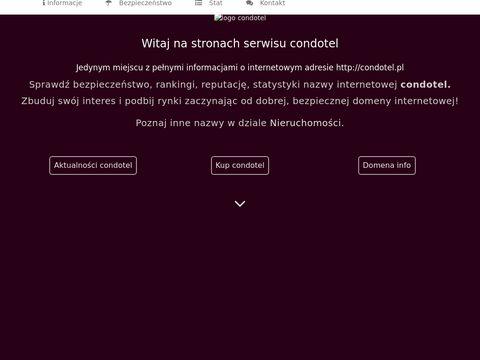 Condotel - condo hotel, inwestycja, apartamenty.