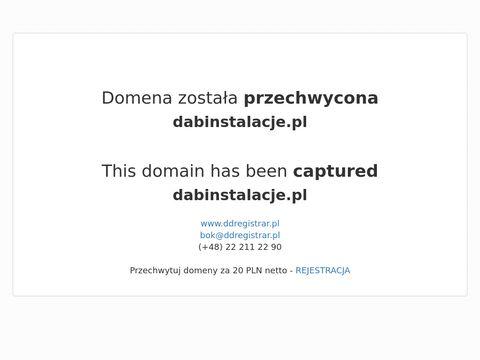 Instalacje klimatyzacyjne - dabinstalacje.pl