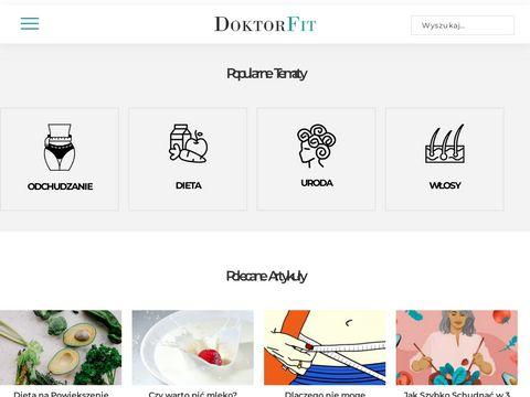 Doktor Fit | Porady na Porost Włosów