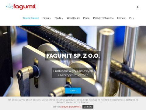 Fabryka Węży Gumowych i Tworzyw Sztucznych- FAGUMIT