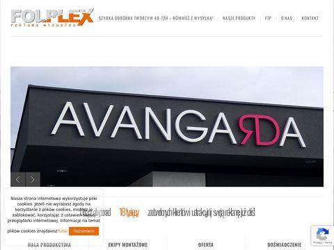 Folplex - Reklama Wizualna