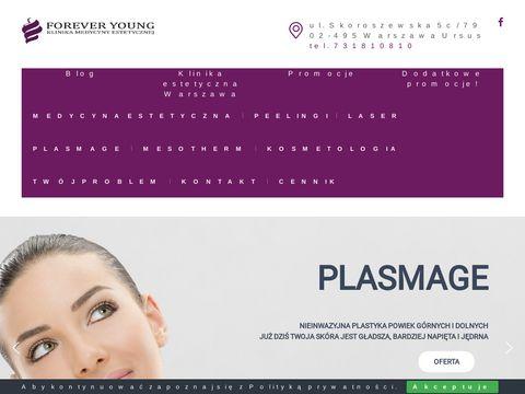 Klinika medycyny estetycznej Warszawa