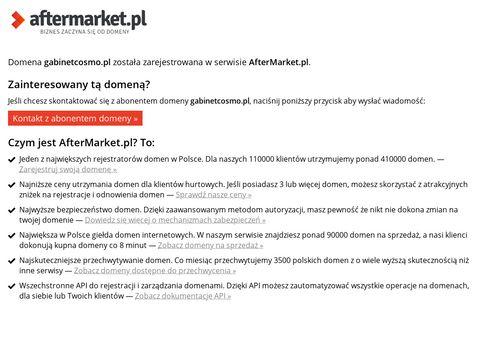 Cosmo Gabinet Kosmetyczny Lublin
