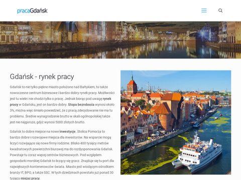 Praca Gdańsk