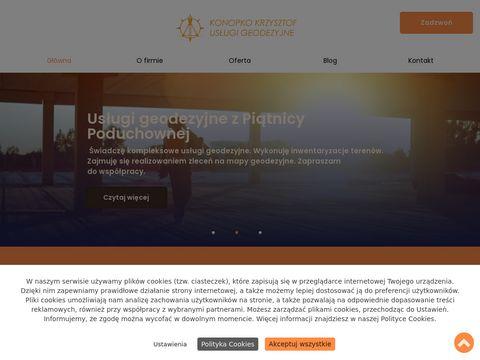 Geodeta.lomza.pl