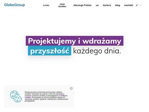 Agencja interaktywna Poznań | Globe Group