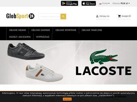 Buty sportowe - Sklep internetowy GlobSport24