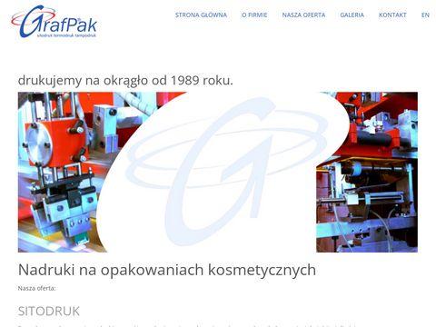 Graf-Pak - drukarnia poligraficzna