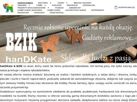 HandKate ręcznie robiona biżuteria