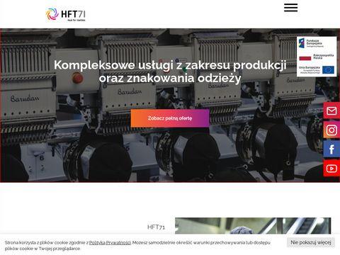 HFT71 - Hafciarnia Wroc艂aw