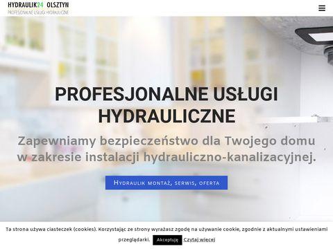 Sklep hydrauliczny Olsztyn - hydraulikwolsztynie.pl