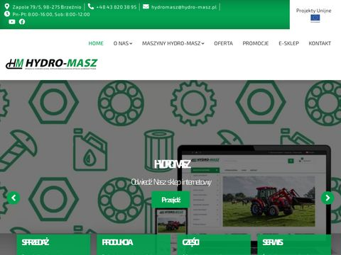 Hydro-masz.pl