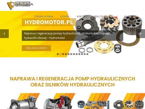 Zphu Hydromotor, Naprawa Pomp Hydraulicznch, regeneracja pomp hydraulicznych