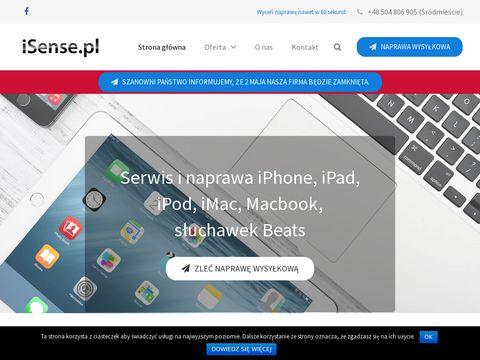 Serwis iPhone - iSense