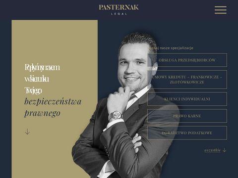 Kancelaria Prawna SSP - Kancelaria Prawna SSP �ukasz Pasternak i Partnerzy