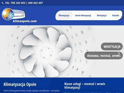 Klima Opole