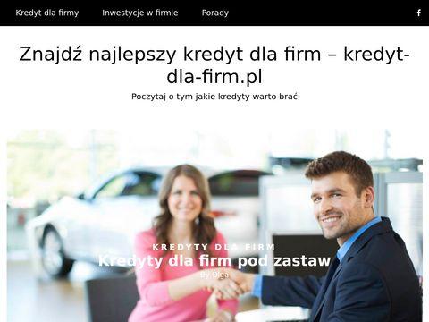 Http://kredyt-dla-firm.pl
