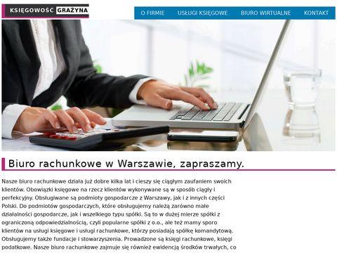 Ksiegowosc-grazyna.pl Warszawa