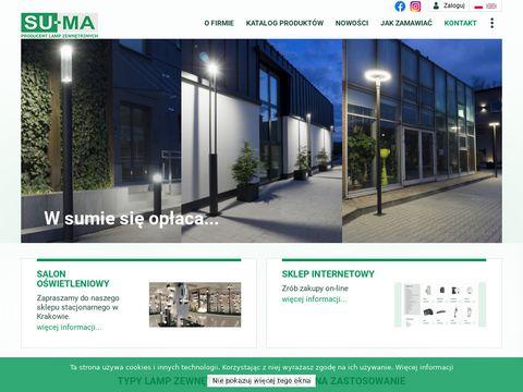 Latarnie zewnÄ™trzne - www.lampy-ogrodowe.pl