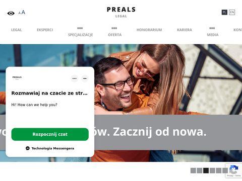 Kancelaria - legal.preals.pl