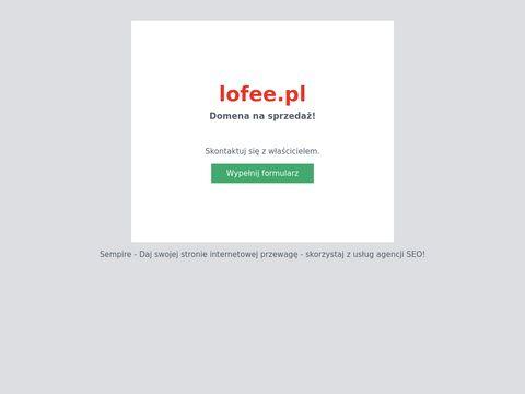 Automat do dezynfekcji rÄ…k - bezdotykowy | lofee.pl