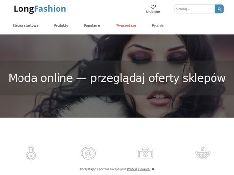 Moda z Longfashion.pl
