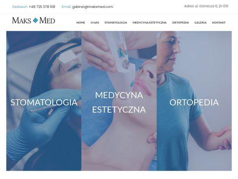MaksMed - Gabinet Stomatologiczny w �ęcznej