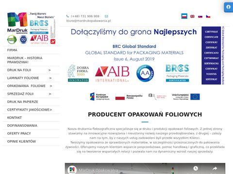 MarDruk Opakowania sp. z o.o. sp.k.
