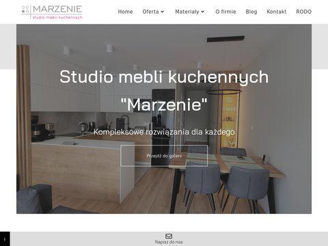 Meble na wymiar - meble kuchenne, szafy przesuwne, zabudowy wnÄ™k
