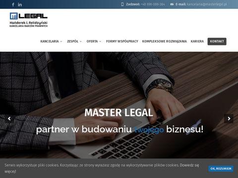 MasterLegal - Radca prawny Mikołów