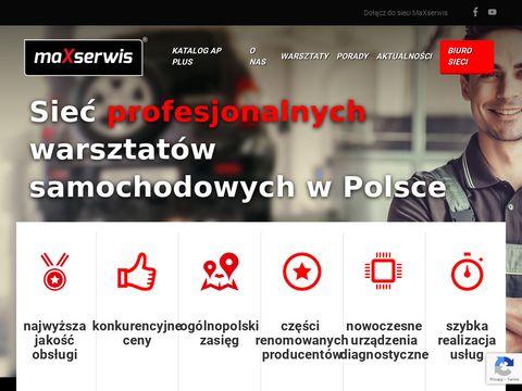 Www.maxserwis.com.pl