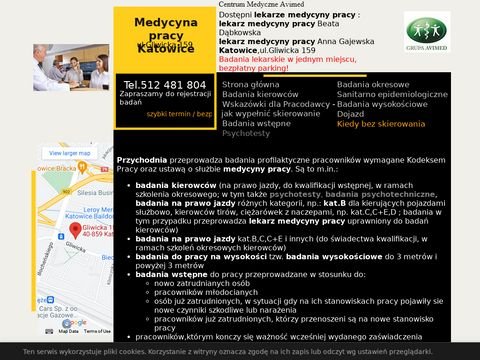 Medycyna Pracy Katowice