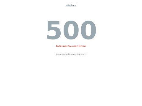 Millaflux.pl - Kosmetyki ekologiczne
