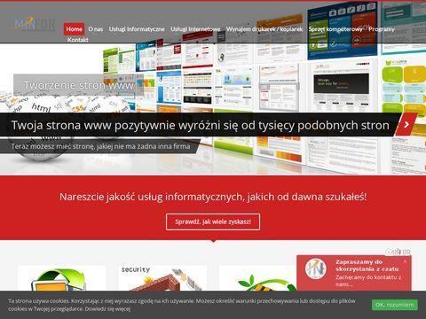 MINFOR.pl - Obsługa Informatyczna firm