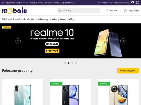 Sklep z akcesoriami do telefonów - Mobalu.pl