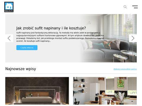 Przewijaki dla dzieci zakupy online Moleo.pl