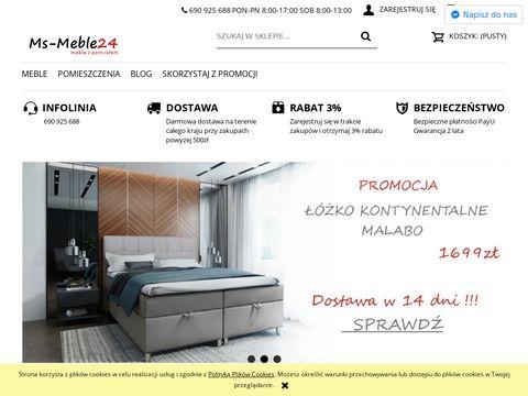 Komoda cztery szuflady - ms-meble24.pl