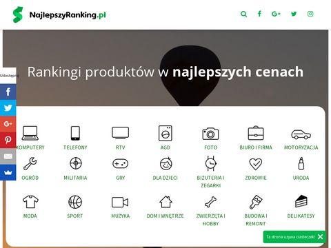 Najlepszyranking.pl - Rankingi