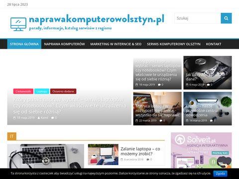 Serwis komputerowy w Olsztynie
