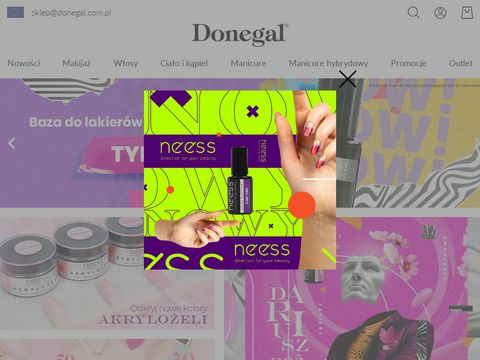 Manicure hybrydowy neess.pl