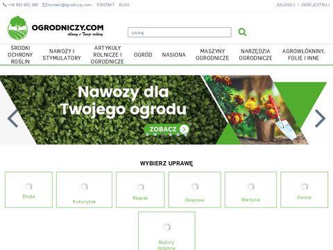 Sklep Rolno-Ogrodniczy - OGRODNICZY.COM