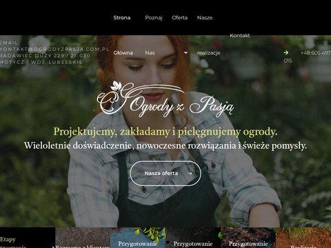 Ogrodyzpasja.com.pl