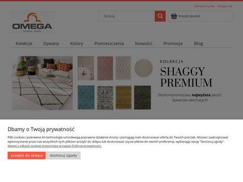 Sklep z dywanami - omega-dywany.pl