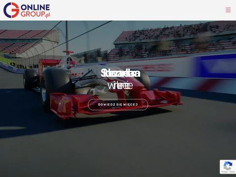 Reklama internetowa OnlineGroup Krak贸w
