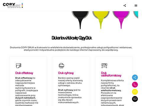 Druk Wielkoformatowy - poligrafia.krakow.pl