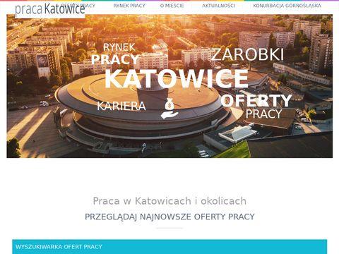 Praca Katowice