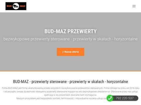 Przewierty sterowane - horyzontalne - Krak贸w, Katowice, 艁贸d藕, Kielce