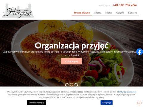 HORYZONT restauracje olecko