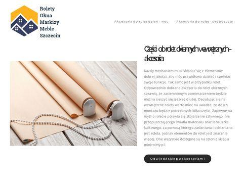 Www.roletyoknamarkizymebleszczecin.pl OKNA