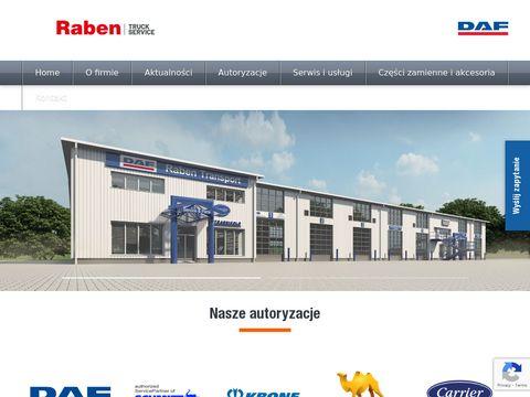 Rtservice.pl - Serwis DAF